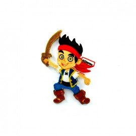 Jake and the neverland pirates iron-on patch - Jake