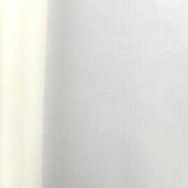 Tissu moustiquaire rigide (140cm) - blanc  x 10cm