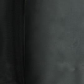 Tissu moustiquaire rigide (140cm) - noir  x 10cm