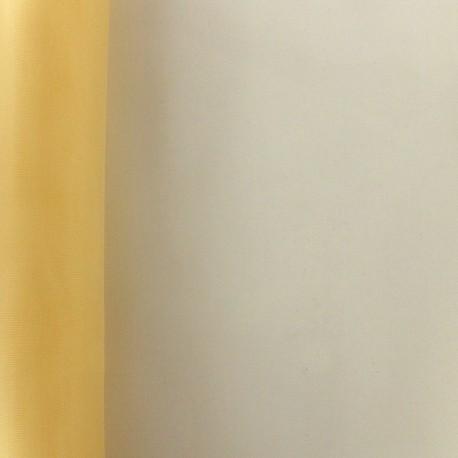 Rigid mosquito net fabric (140cm) - nude x 10cm