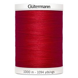 Bobine de Fil pour tout coudre Gutermann 1000 m - N°156