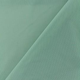 Tissu gainant résille silhouette - vert x 10 cm