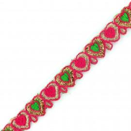 Galon India Anju - rose x 50cm