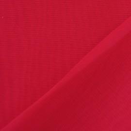 Mousseline Rouge vif