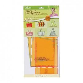 Bag templates Florida Tote collection - Clover