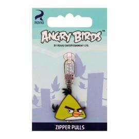 Angry Birds zipper pull - Chuck