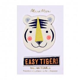 Thermocollant Meri Meri - gentil tigre