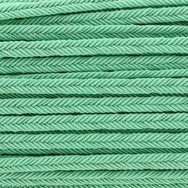 Braid ribbon Amaya - seagreen x 1m