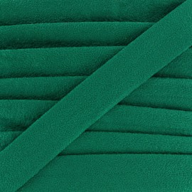 Aspect buckskin bias binding - green x 1m