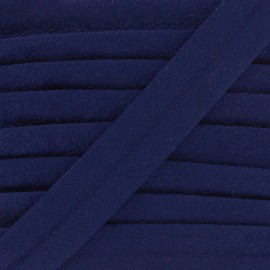 Aspect buckskin bias binding - night blue x 1m