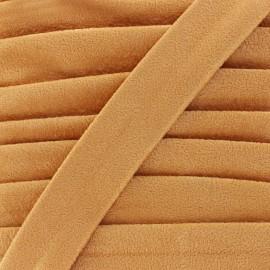 Aspect buckskin bias binding - beige x 1m