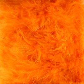 Soft Marabout - orange x 50cm