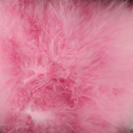 Soft Marabout - pink x 50cm