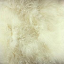 Soft Marabout - ecru x 50cm