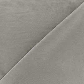 Jersey fabric Modal Polo - grey x 10cm