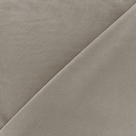 Jersey fabric Modal Polo - grege x 10cm