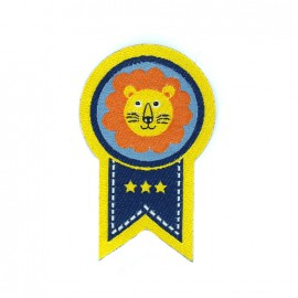Thermocollant Animals medal - lion