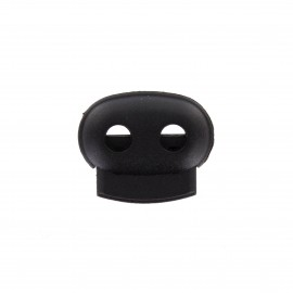 Cord lock 25mm - black
