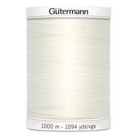 Bobine de Fil pour tout coudre Gutermann 1000 m - N°111