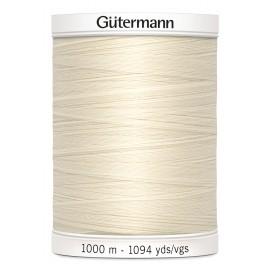 Bobine de Fil pour tout coudre Gutermann 1000 m - N°802