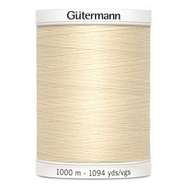 Bobine de Fil pour tout coudre Gutermann 1000 m - N°414