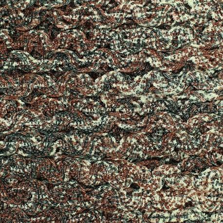 Serpentine élastique fantaisie - automn x 1m