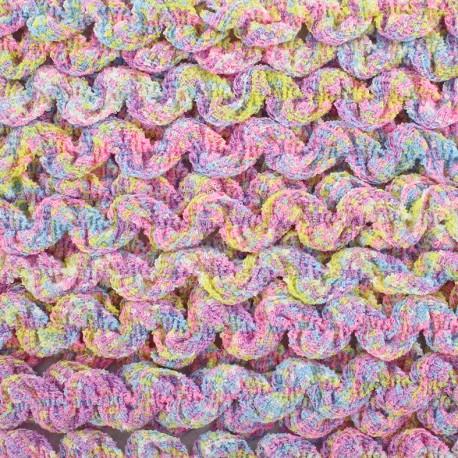 Fantasy elastic serpentine - candy x 1m