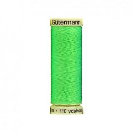 Bobine de Fil pour tout coudre Gutermann 100 m néon - N°3853