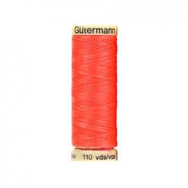 Bobine de Fil pour tout coudre Gutermann 100 m néon - N°3722