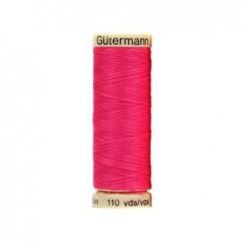 Bobine de Fil pour tout coudre Gutermann 100 m néon - N°3837