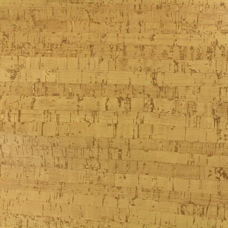 Imitation leather Cork - natural x 10cm