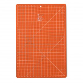 Omnigrid Prym Cutting mat 30 x 45cm - orange
