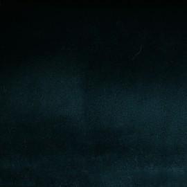 Tissu velours Brunei - bleu nuit x 10cm