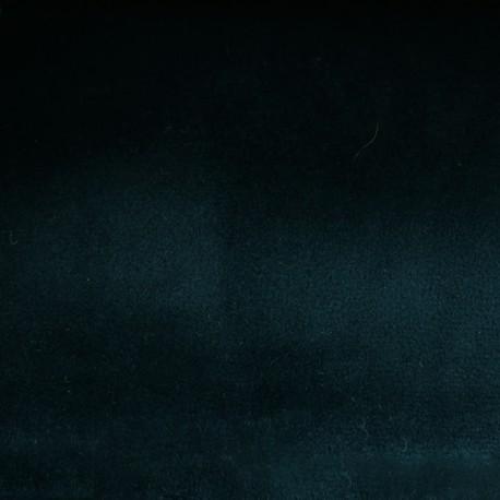 Tissu velours Brunei - bleu marine x 10cm