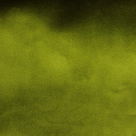 Brunei velvet fabric - green olive x 10cm