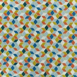 Tissu coton Nano - curcuma x 10cm
