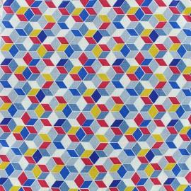 Tissu coton Nano - indigo x 10cm