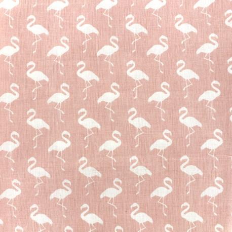 tissu coton oeko tex flavy rose poudr x 10cm ma petite mercerie. Black Bedroom Furniture Sets. Home Design Ideas