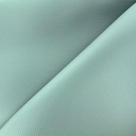Simili cuir Karia - bleu baltique x 10cm