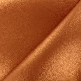 Simili cuir Karia - cuivre x 10cm