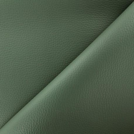 Imitation leather Karia - cédar x 10cm