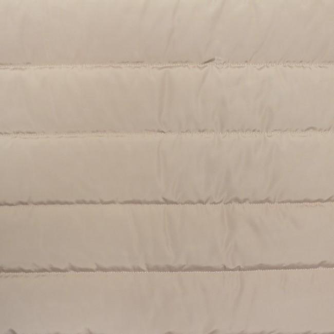 Uni Tissu Doudoune 10cm X Ma Taupe Mercerie Petite Matelassé Nylon tpqwr6p