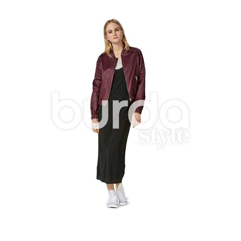 Jacket Burda Young Sewing Pattern N 6478 Ma Petite Mercerie