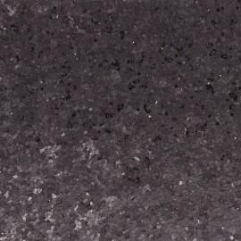 Glitter fabric Fiesta 69cm - black x10cm