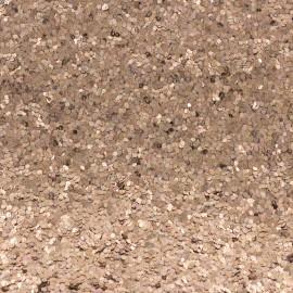 Tissu glitter Fiesta 69cm - bronze x 10cm