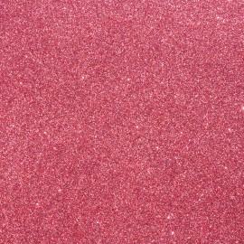 Glitter fabric Fiesta 70cm - pink x10cm