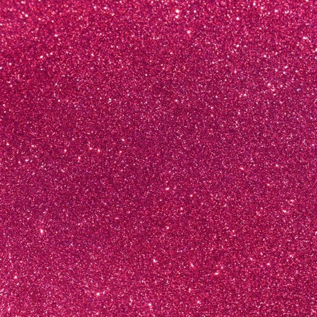 Shiny fusible fabric - pink (50cm)
