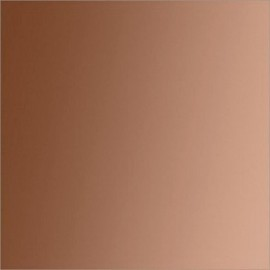 Plain fusible fabric - copper (36cm)