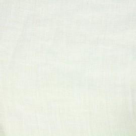 Rustilino linen canvas Fabric - white x 10cm
