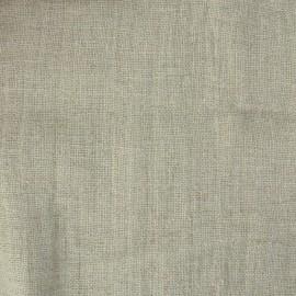 Tissu toile lin Rustilino - naturel x 10cm